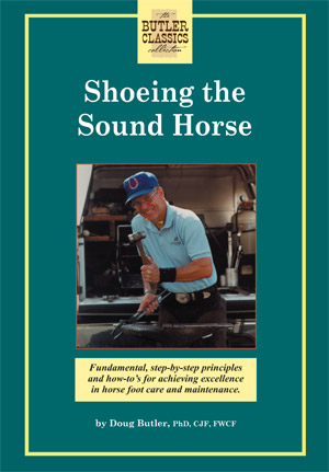 Shoeing the Sound Horse