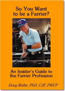 Free e-book: So You Want to be a Farrier?